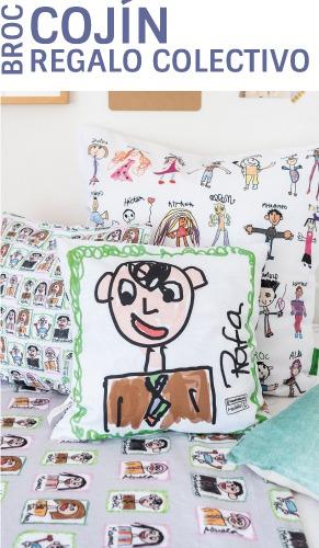 cojín personalizado profesor regalos para profesores dibujos mr broc